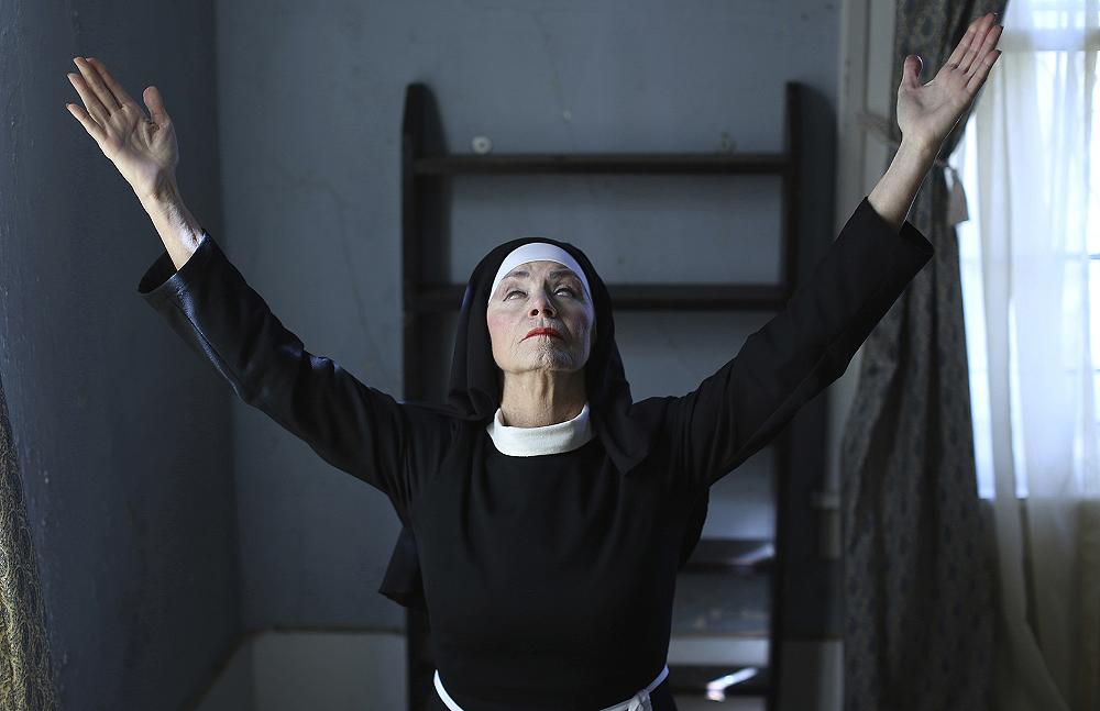 St. Agatha header